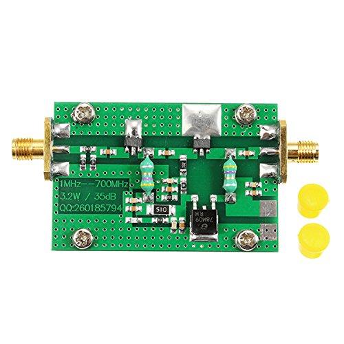 ILS 1MHz-700MHZ 3.2W HF VHF UHF FM-zender RF Power Amplifier voor Ham Radio
