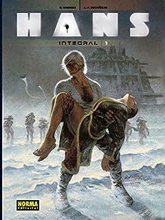 HANS 1. EDICION INTEGRAL (Comic Europeo (norma))