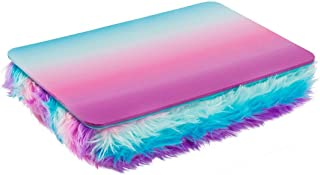 Gradient Fur Lap Desk for Children