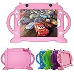 CHIN FAI Coque iPad 2 pour Les Enfants, BPA Gratuit Étui en Caoutchouc de Silicone...