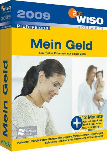 WISO Mein Geld 2009 Professional [import allemand]