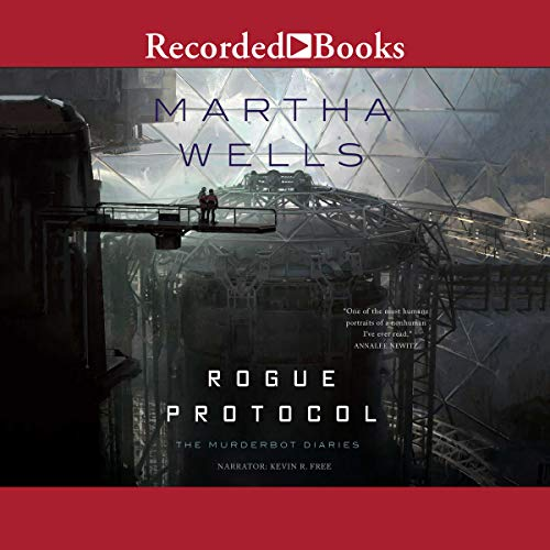 Rogue Protocol audiobook cover art