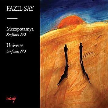 Mezopotamya Senfonisi No.2 , Op.38 - Universe Senfonisi No.3, Op.43