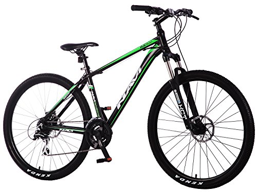 Navi RS500 Hardtail Mountain Bike, Aluminum Alloy Frame,...