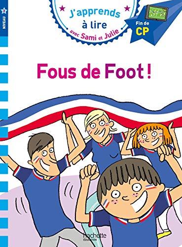 Sami et Julie CP Niveau 3 Fous de foot !