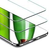 ESR [2 Stück iPhone XS/X Panzerfolie Schutzfolie [Blasenfreie Installation], iPhone XS/X...