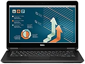 Dell Latitude E7440 14.1-inch Business Ultrabook PC, Intel Core i5 Processor, 8GB DDR3 RAM, 256GB SSD, Webcam, Windows 7 Professional (Renewed)