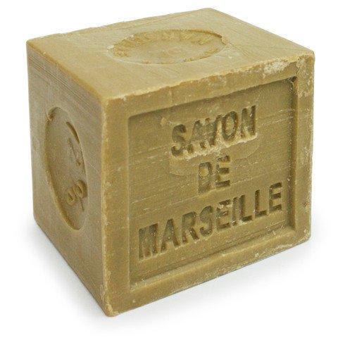 Savonnerie de Bormes: 2x 300g Würfelseife 'Olive' mit 72% Öl (Savon de Marseille)