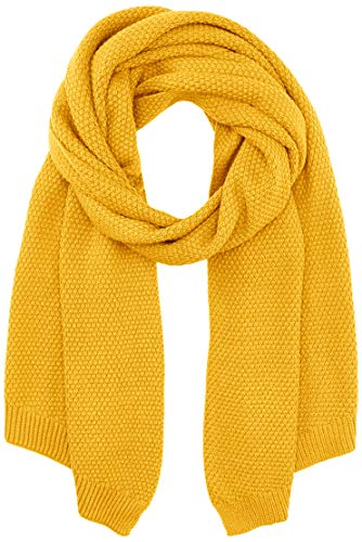 PIECES Damen PCBAHARA Long Scarf NOOS Schal, Nugget Gold, ONE Size