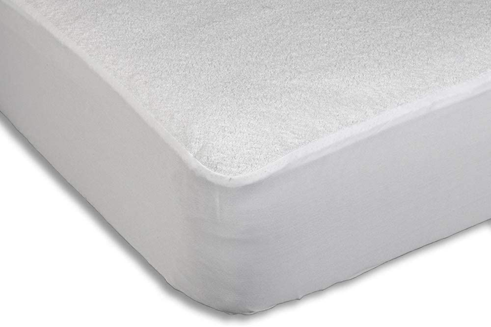 LA WEB DEL COLCHON - Protector Transpirable Impermeable 110 x 190
