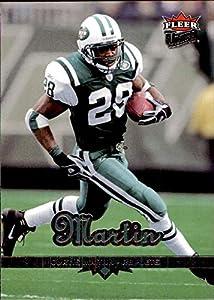 2006 Fleer Ultra #133 Curtis Martin NEW YORK JETS NFL Football Card