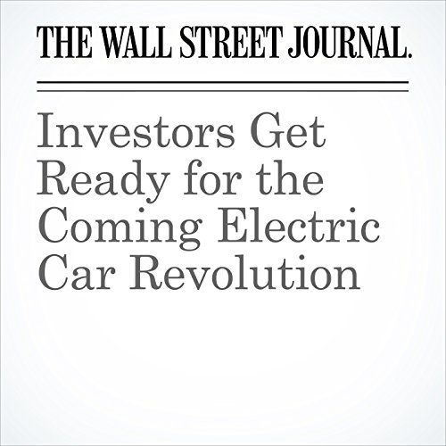 Investors Get Ready for the Coming Electric Car Revolution cover art