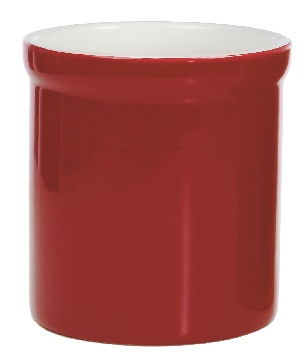 large red utensil holders amazon com rh amazon com  red kitchen utensil container