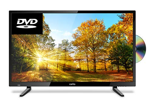 Cello C3220F 32-inch Widescreen HD Ready LED DVD Combi with...