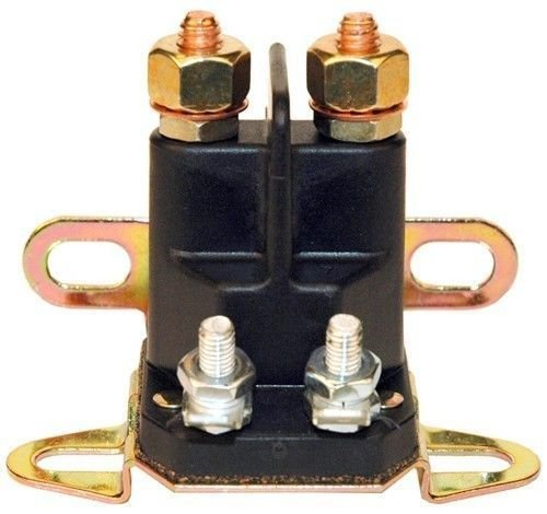 STARTER SOLENOID for John Deere L100 L110 L118 L120 L130 Mower AM133094 AM138497 ;PMN#4534TG48 3464YHRE230009