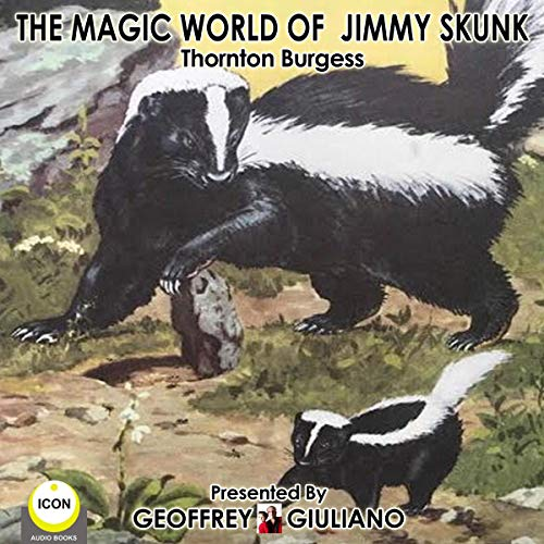 The Adventures of Jimmy Skunk cover art