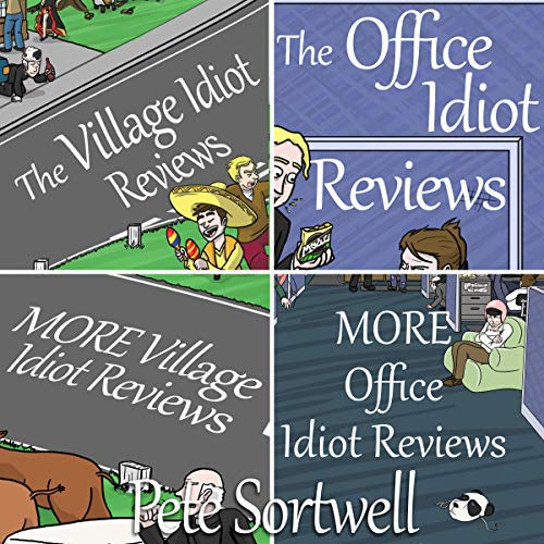 Total Idiot Reviews with Chris Dabbs audiobook cover art