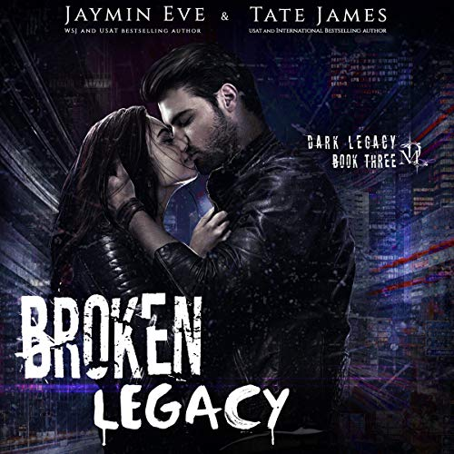 Couverture de Broken Legacy