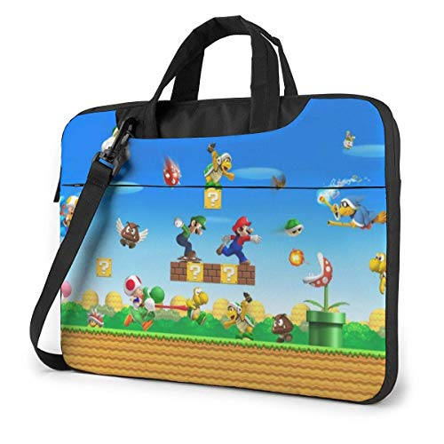 Mario Laptop Bag Tablet Briefcase Portable Protective Case Cover 14 inch LAPT-052