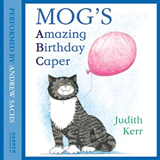 Mog's ABC                   By:                                                                                                                                 Judith Kerr                               Narrated by:                                                                                                                                 Andrew Sachs                      Length: 11 mins     8 ratings     Overall 4.6
