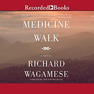 Medicine Walk cover art