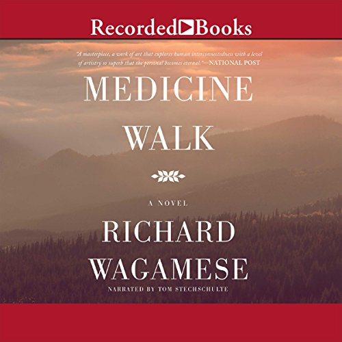 Medicine Walk audiobook cover art