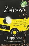 Zuiano Coffee Happiness Lungo Kaffee, 5er Pack (5 x 53 g)