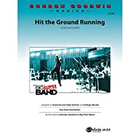 Alfred 00-30653S Hit the Ground Running - Music Book