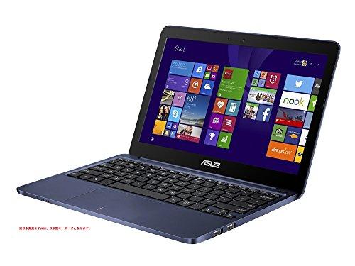 『ASUS ノートブック X205TA ダークブルー ( WIN8.1 BING-32B / 11.6inch / Z3735F / eMMC 64GB / 2GB / BT4.0 ) X205TA-B-DBLUE』の1枚目の画像