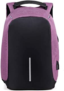 Anti-Theft Bag Men Laptop Rucksack Travel Backpack Women Large Capacity Business USB Charge Backpack