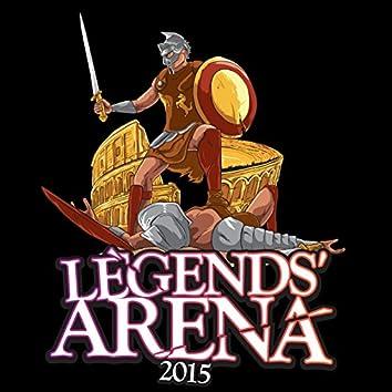 La Legends 2015 (feat. Benjamin Beats)