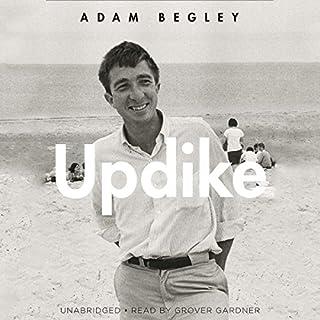 Updike audiobook cover art