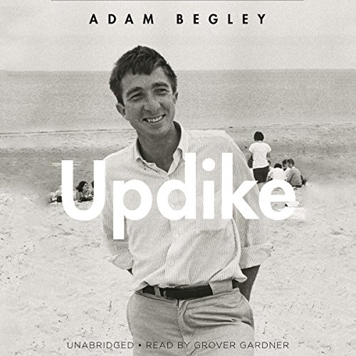 Updike audiobook cover art