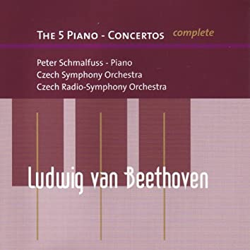The 5 Piano-Concertos