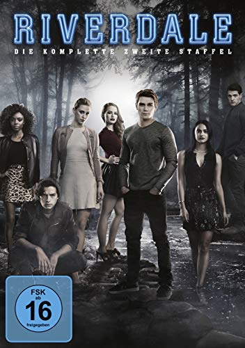 Riverdale - Staffel 2 (4 DVDs)
