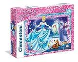Disney - Mazi Puzzle, diseño Cenicienta Classic, 104 Piezas (Clementoni 236718)