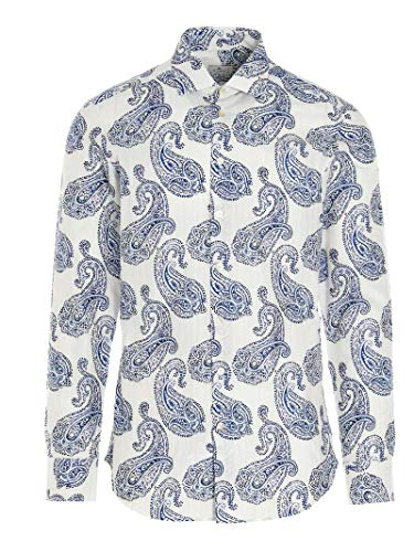 Etro Luxury Fashion Herren 114514784990 Multicolour Andere Materialien Hemd | Ss21