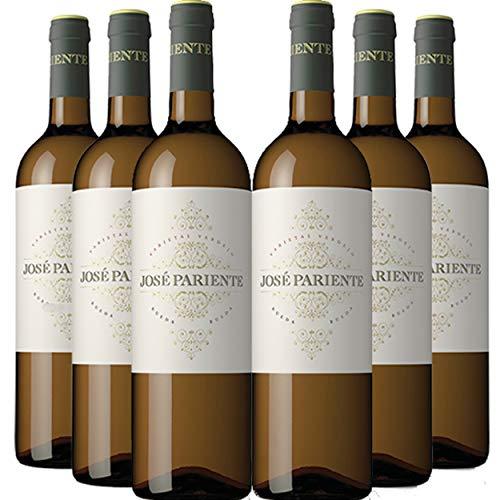Verdejo vino blanco José Pariente Verdejo 2019 (6 x 75 cl.) vino blanco D.O. Rueda