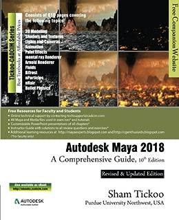 Autodesk Maya 2018: A Comprehensive Guide