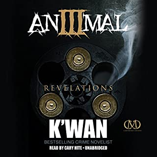 Animal 3: Revelations cover art