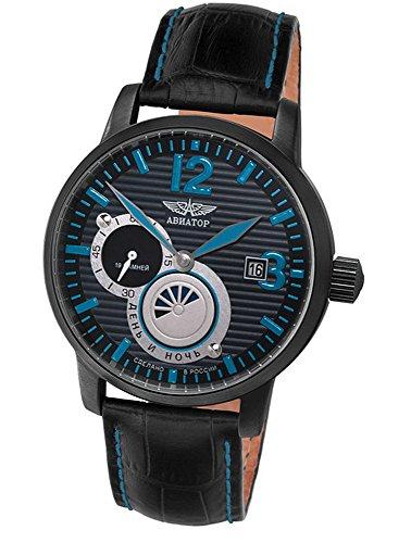 Aviator 3105.03-6974581 - Reloj, Correa de Cuero