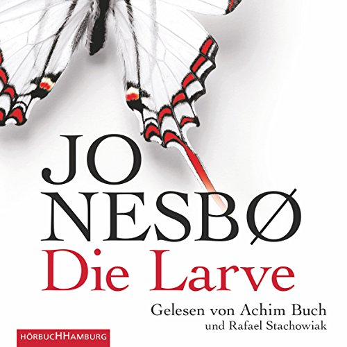 Die Larve audiobook cover art