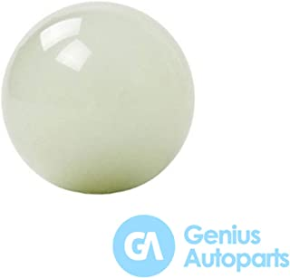 Marble Style for Automatic and Manual Car Genius Autoparts Gear Shift Knob Round Gray