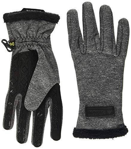 Burton Damen Sapphire Glove Snowboardhandschuhe, True schwarz Heather, M