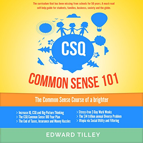 CSQ Common Sense 101 cover art
