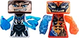 VS Rip-Spin Warriors Max Steel vs. Elementor Toy (2 Pack)