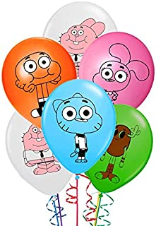 Merchant Medley 25ct Gumball-Inspired Balloons - Large 12