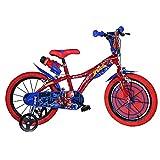 Dino Bikes Bicicleta 16' Spiderman
