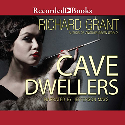 Cave Dwellers audiobook cover art