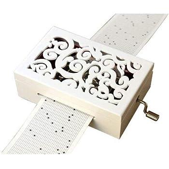 Cuzit Make Your Own - Caja de música para manualidades (madera, 30 ...